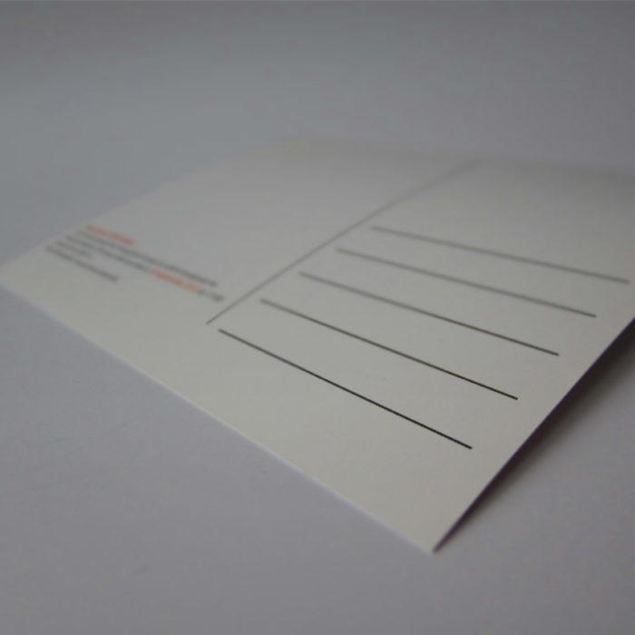 carte postale cover