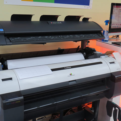 grand format imprimante 3