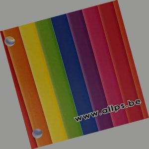 Brochure 2 trous – brochure met 2 perforaties